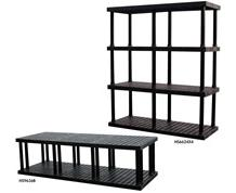 DURA-SHELF® PLASTIC BULK SHELVING